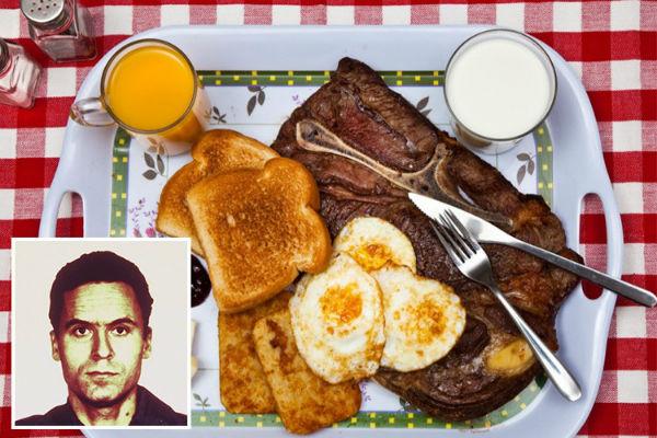 روزیاتو / آخرین غذای سفارش محکومین به اعدام