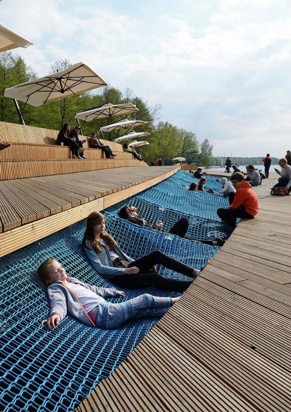 تورهای حاشیه دریاچه «پاپروکانی» در لهستان