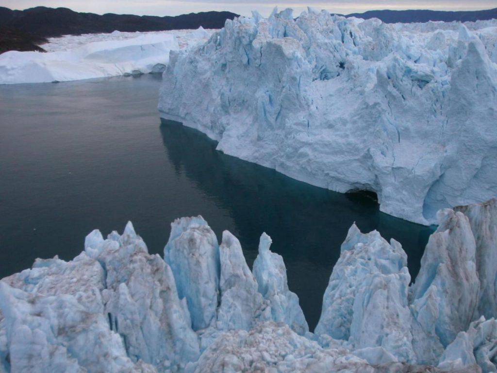 گرمایش زمین پایگاه اتمی مخفی آمریکا در کوه های گرینلند را آشکار کرد