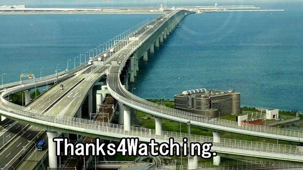 بزرگ ترین پل آبی جهان که فرودگاه را به خشکی متصل می کند