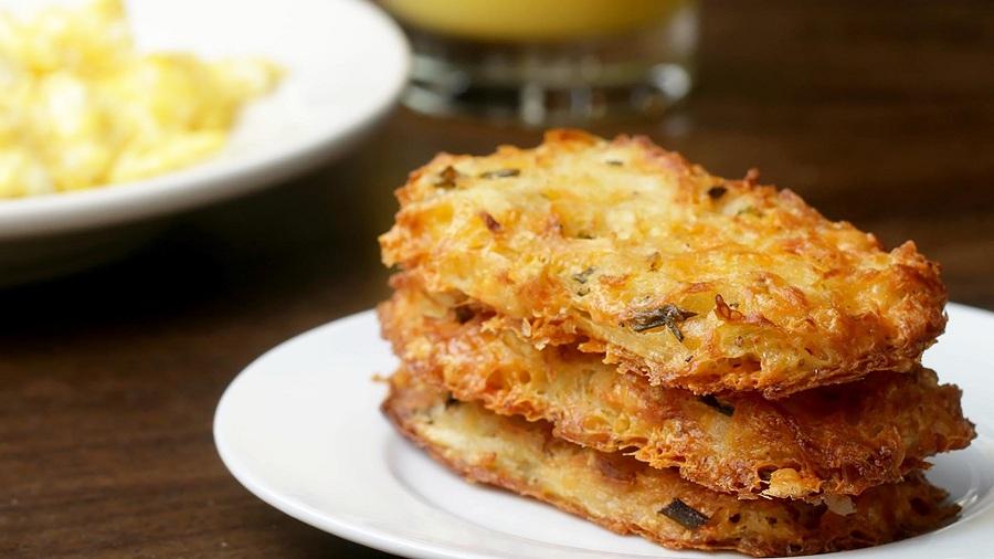 خوشمزه روز: کتلت سیب زمینی با پنیر چدار [تماشا کنید]