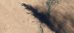 انتقام طبیعت یا نفرین کویتی ها؟