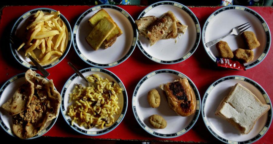 ناهار دانش آموزان در کشورهای مختلف دنیا چیست؟