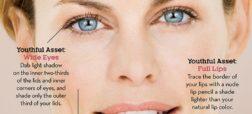 ۱۰ اشتباه رایج در آرایش که با انجام آنها مسن تر به نظر می رسید