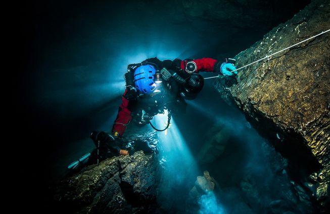 عمیق ترین غار زیرزمینی جهان که انتها ندارد