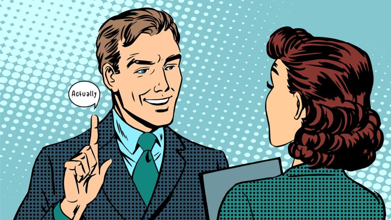 ۵ راهکار مودبانه در مواجهه با افرادی که صحبتمان را قطع می کنند