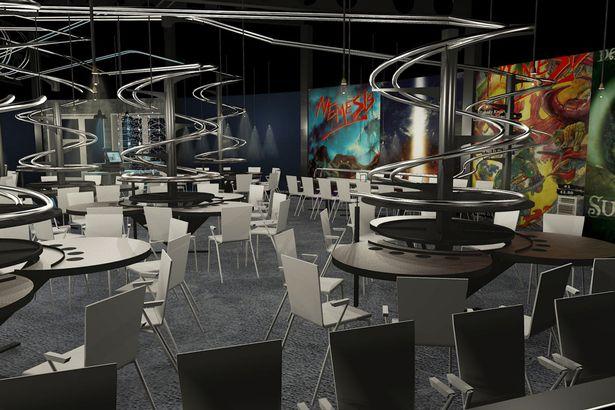 رستوران آلتون تاور