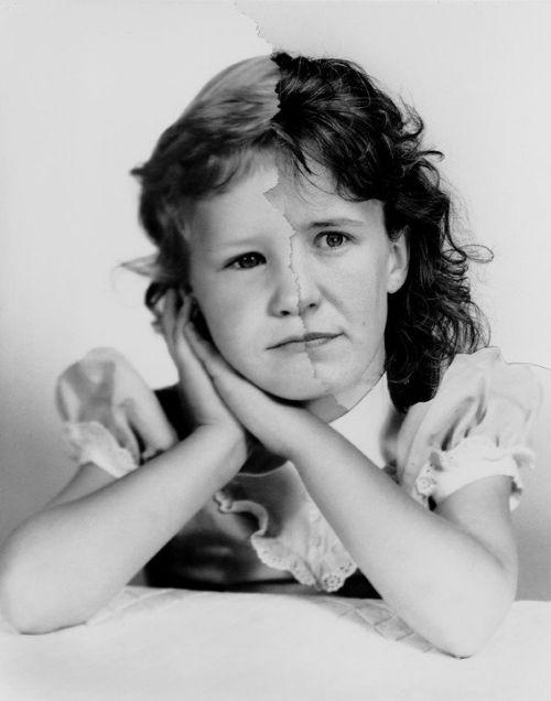 Izzie در 4 و 36 سالگی