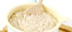 Pan of porridge