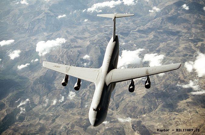 با C-5 بزرگترین هواپیمای نیروی هوایی آمریکا آشنا شوید