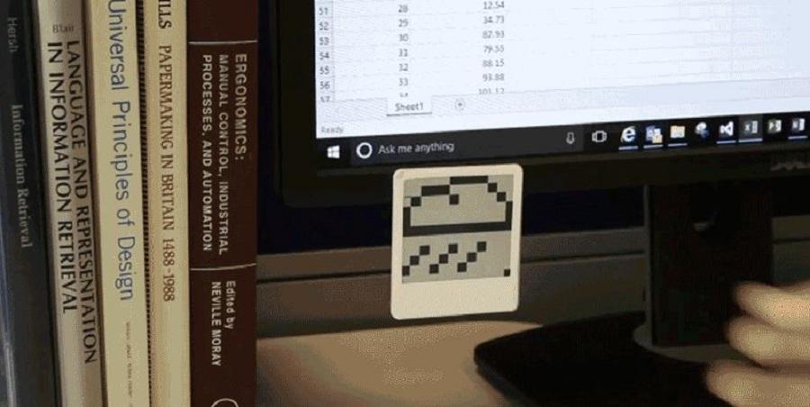 برچسب های الکترونیک جایگزین انواع کاغذی می شوند [تماشا کنید]