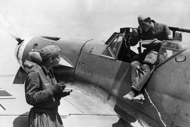 luftwaffe-pilots