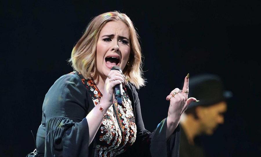 پرفروش ترین آلبوم موسیقی سال به «ادل» تعلق دارد