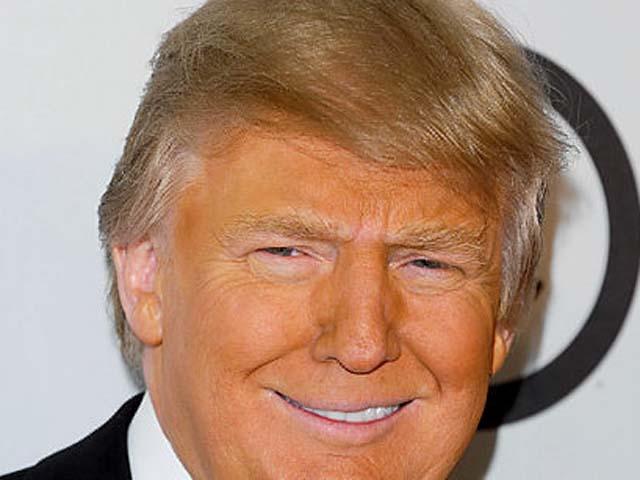 چرا پوست دونالد ترامپ تا این حد نارنجی رنگ است؟