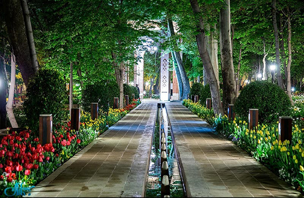 زیباترین باغ تهران؛ باغ ایرانی ده ونک
