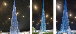 بلندترین ماکت دنیا؛ مدل ۱۷ متری برج خلیفه دبی با لگو ساخته شد