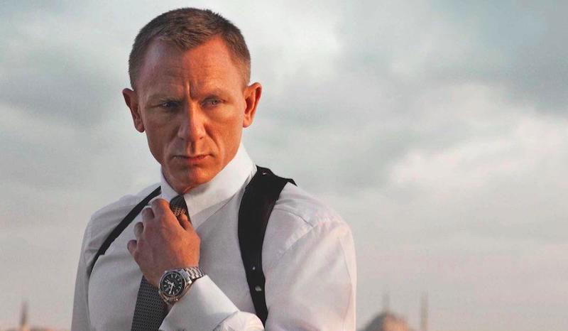 دنیل کریگ و ابراز تمایل برای ایفای نقش دوباره در فیلم های جیمز باند