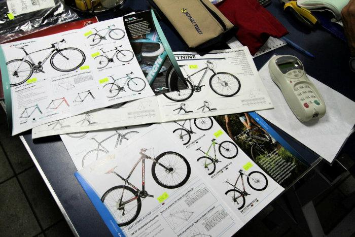 دست آن ها برای انتخاب باز است و همانطور که مشاهده می کنید، دوچرخه نیز در این کالا ها وجود دارد.