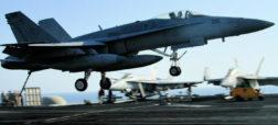 ۴۰ تصویر منحصر به فرد که توانایی های ناوهای هواپیمابر نیروی دریایی آمریکا را نشان می دهند