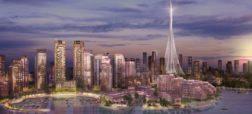 نگاهی به بلندترین آسمان خراش دنیا که به زودی در دبی احداث می شود [تماشا کنید]
