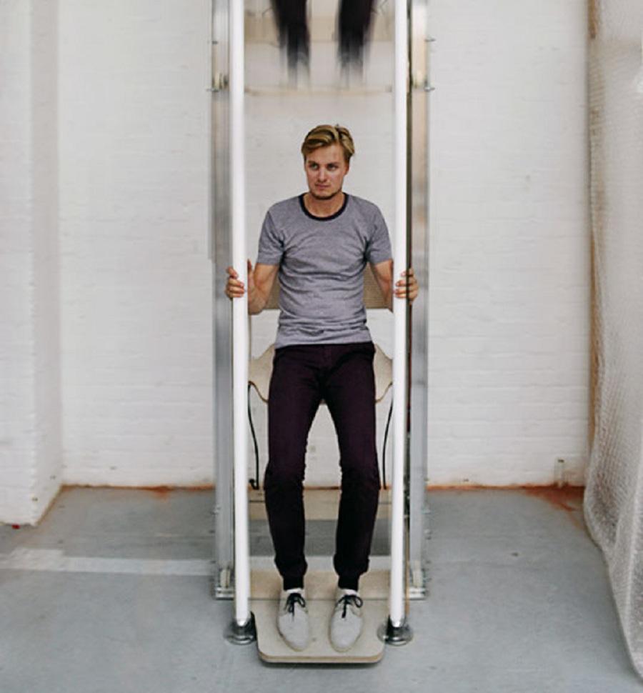 vertical-walking