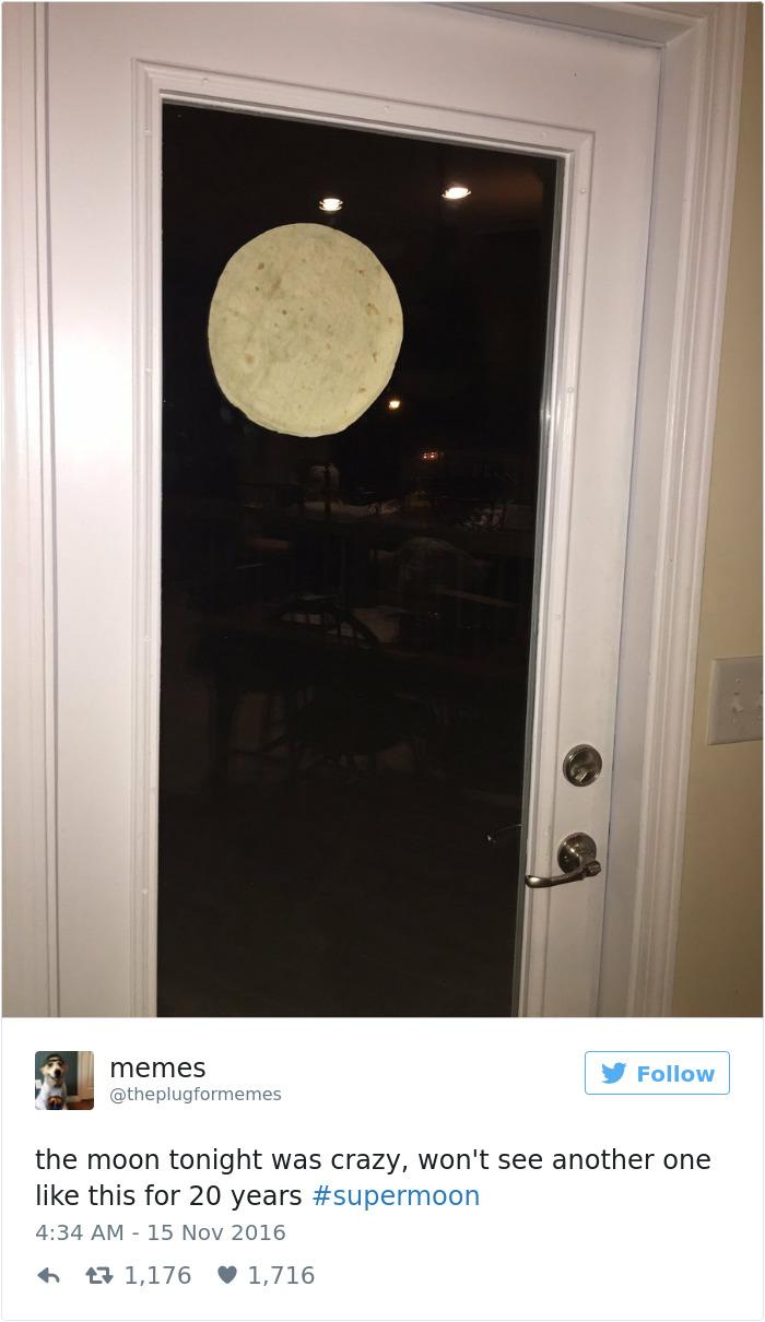 ماه امشب دیوانه شده بود، این پدیده هر 20 سال یک بار روی می دهد.
