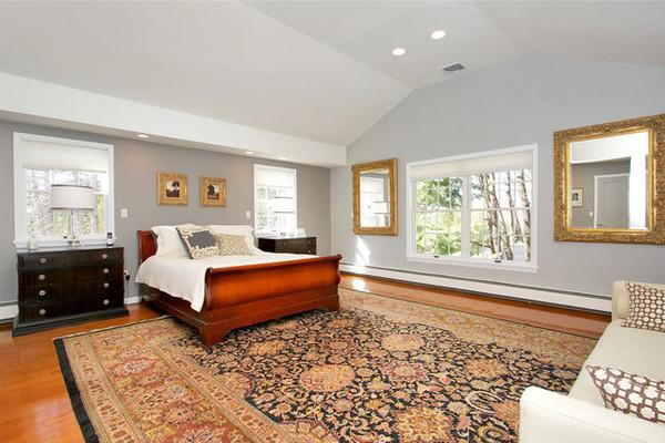 اتاق خواب اصلی خانه