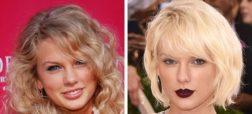 نگاهی به تغییرات چهره های مشهور قبل و پس از داشتن آرایشگر اختصاصی