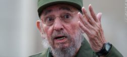 رکوردهایی که فیدل کاسترو رهبر فقید کوبا در اختیار داشت