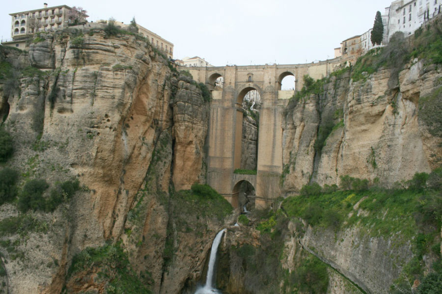 پل Puente Nuevo، اسپانیا