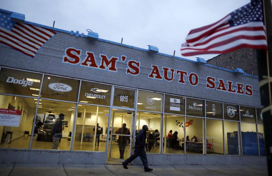 نمایندگی فروش خودرو - شیکاگو، ایلینویز