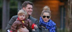 خبر ناگوار برای خواننده سرشناس؛ پسر ۳ ساله مایکل بوبلی به سرطان مبتلاست