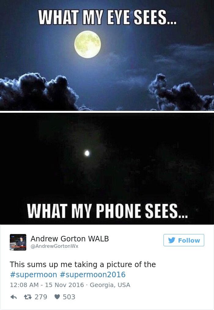 تصویری که چشمم می بینه تصویری که موبایلم ثبت می کنه