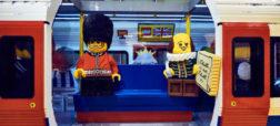 نگاهی به درون بزرگ ترین فروشگاه لگو که به تازگی در لندن افتتاح شده است