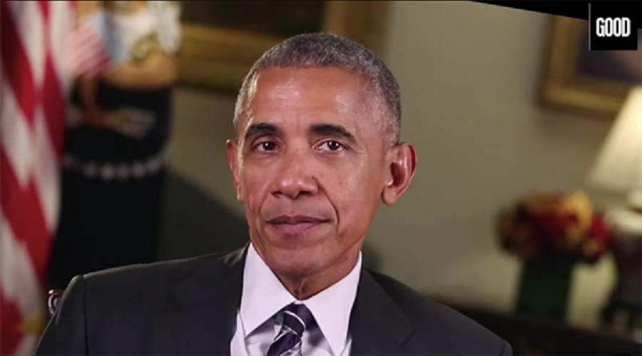 ویدئویی که نشان می دهد باراک اوباما در طول دوره ۸ ساله ریاست جمهوری چقدر پیر شده است [تماشا کنید]