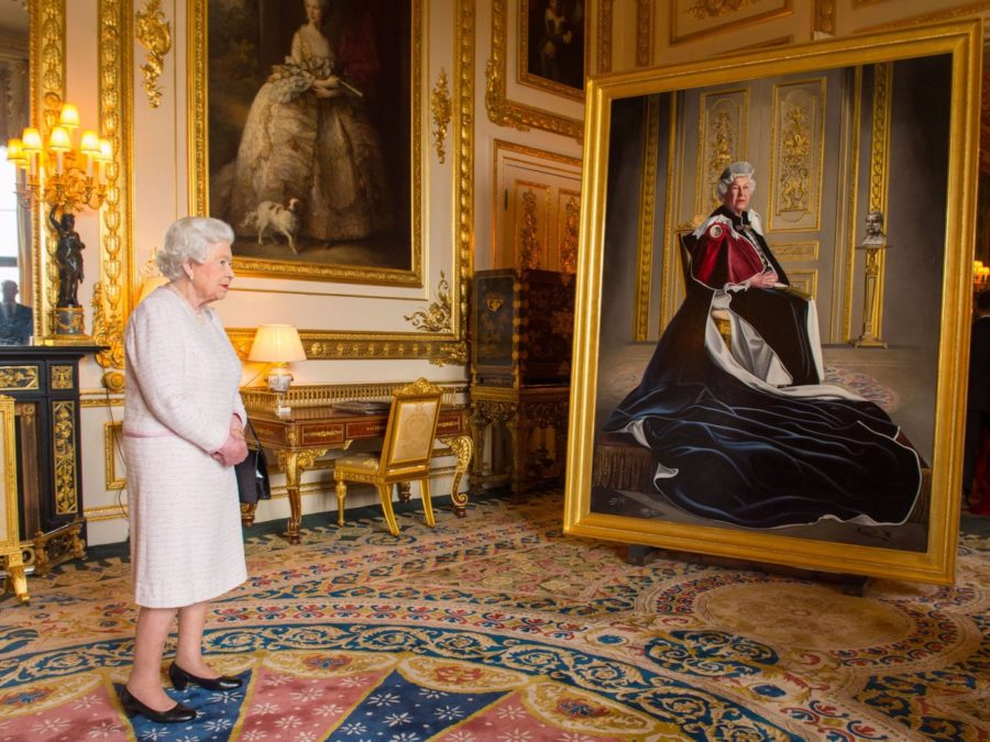 نگاهی به فضاهای داخلی اقامتگاه های شخصی ملکه انگلستان و خانواده سلطنتی این کشور - روزیاتو
