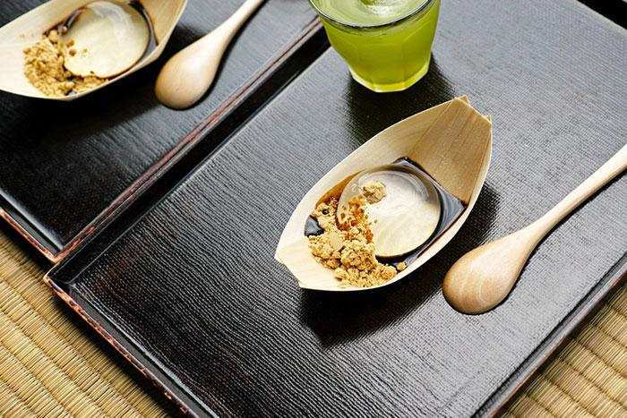 کیک آب ژاپنی