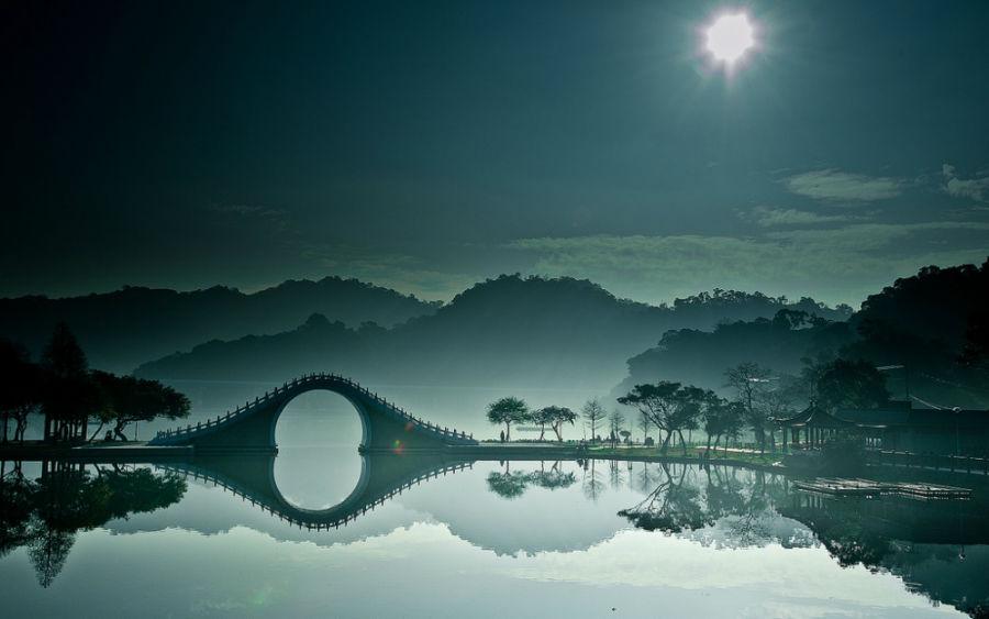 پل ماه، تایوان