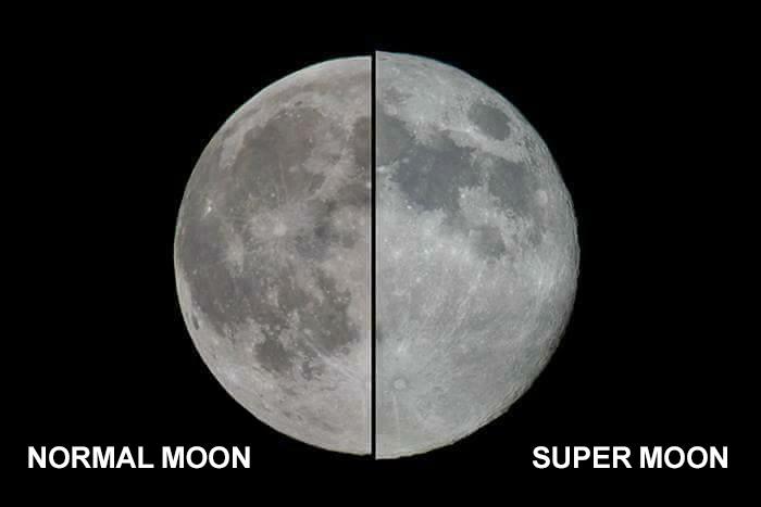 ماه معمولی - ابر ماه
