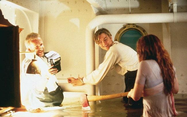 تصاویری از پشت صحنه فیلم تایتانیک که حقایقی جالب از روند ساخت آن را به تصویر می کشند