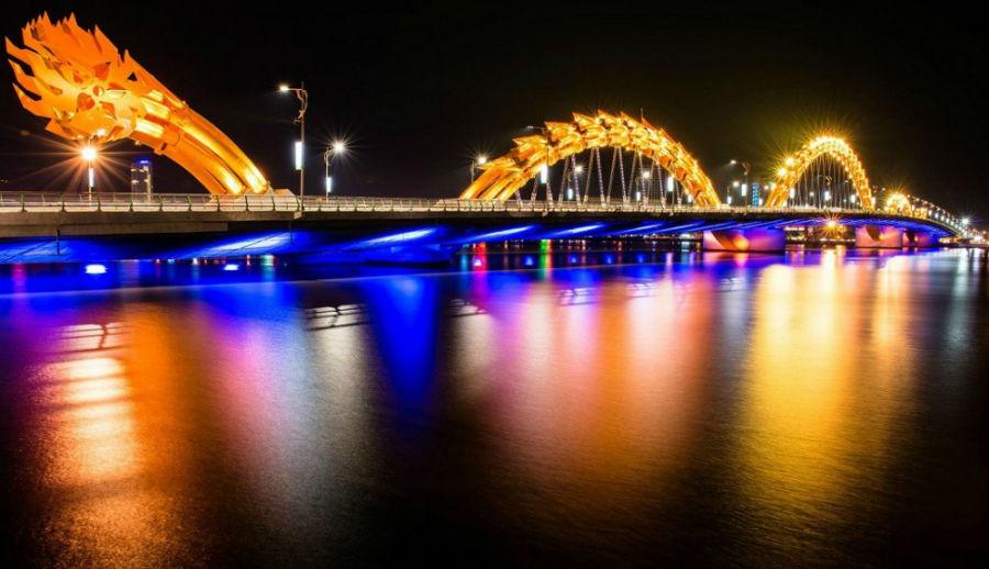 پل اژدها، ویتنام