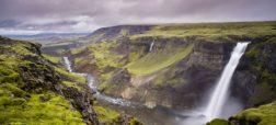 فیلم برداری از چشم اندازهای زیبای جزیره ایسلند با استفاده از پهپاد [تماشا کنید]