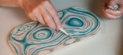 naomi-lindenfeld-carving-colored-clay