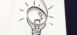 ۹ روش ساده برای داشتن خلاقیت بیشتر [اینفوگرافیک]