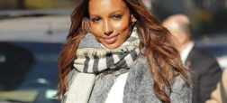 Jasmine Tookes spotted leaving the Victoria Secret office after the Fitting in New York City.  Pictured: Jasmine Tookes Ref: SPL1385277  011116   Picture by: Felipe Ramales / Splash News  Splash News and Pictures Los Angeles:310-821-2666 New York:212-619-2666 London:870-934-2666 photodesk@splashnews.com