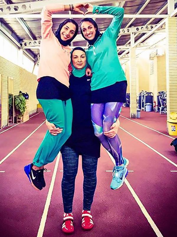 به بهانه ممنوع شدن حضور بانوان بدنساز ایرانی در رقابت های جهانی؛ گزارش روزیاتو از وضعیت پرورش اندام زنان - روزیاتو