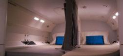 نگاهی به اتاق های مخفی در درون هواپیماهای مسافربری که کمتر کسی از وجودشان خبر دارد