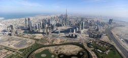 ۳۰ عکس هوایی خیره کننده که شهر دبی را از زاویه ای متفاوت به تصویر می کشند