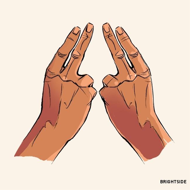 رابطه انگشتان پا با نژاد