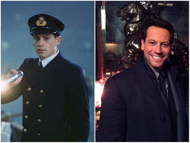 یوان گریفید - پنجمین افسر دریایی